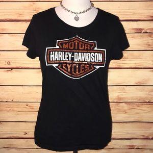 Harley-Davidson Classic Crew Neck Tee